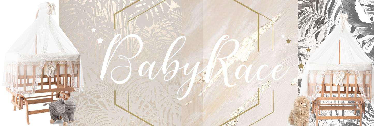 Exclusieve inspiratie babykamer met babywiegjes van BabyRace