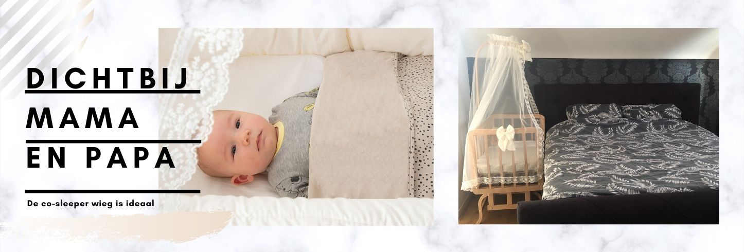 Co sleeper wieg BabyRace , dichtbij mama en papa slapen, aanschuifbedje, hoogste co sleeper wieg van Nederland en Belgie.