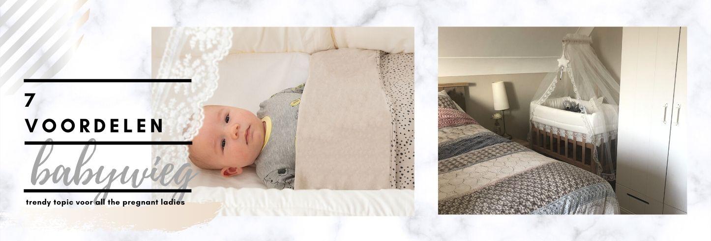 7 voordelen om een babywiegje te kopen - BabyRace babywiegjes - schommelwieg - wieg baby