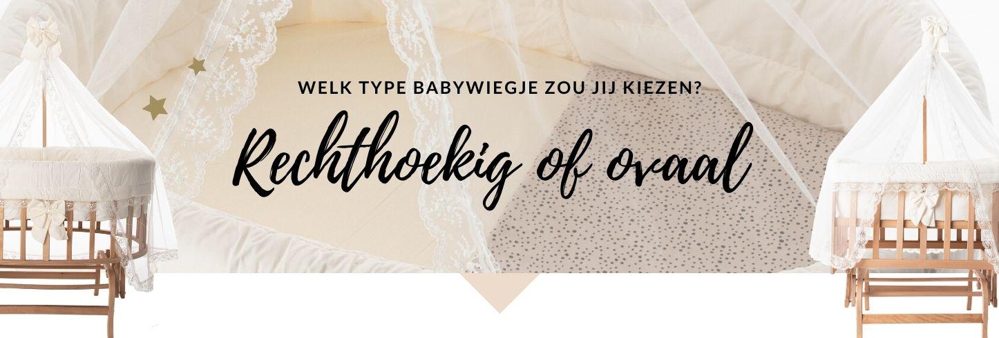 baby wiegje type kiezen - BabyRace - ovaal wiegje of co-sleeper wieg