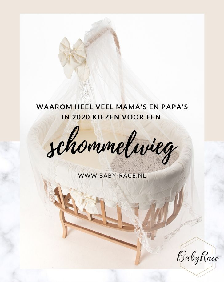 Dit schommelwiegje is perfect als familiewieg