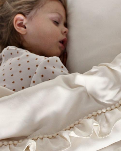 wiegdeken baby - babydekentje - babydeken wieg - babyrace - cotton and sweets