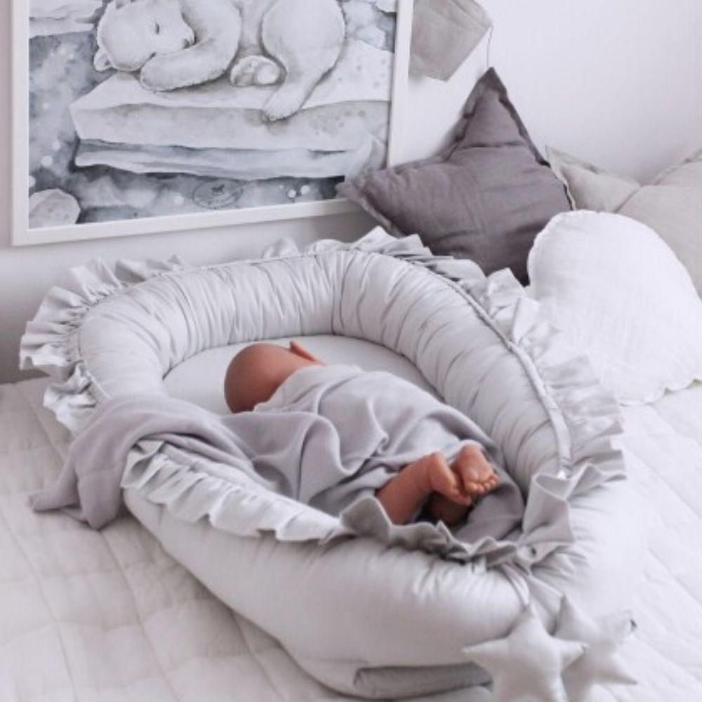 babynestje puur natuur collectie Cotton & Sweets - BabyRace