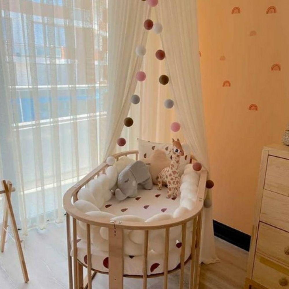 bedbumper-wit-babykamer