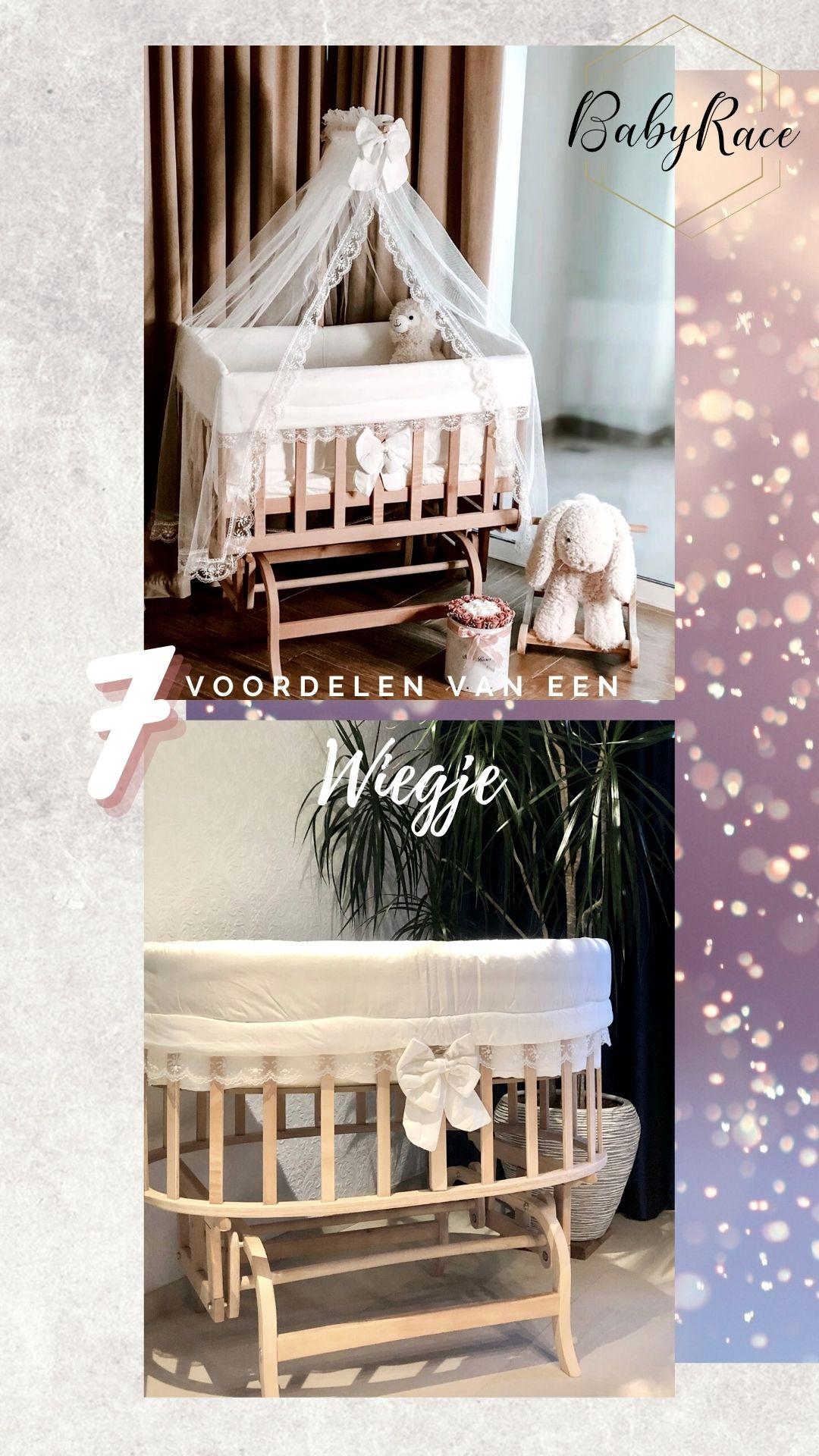 voordelen van een wiegje - blog BabyRace
