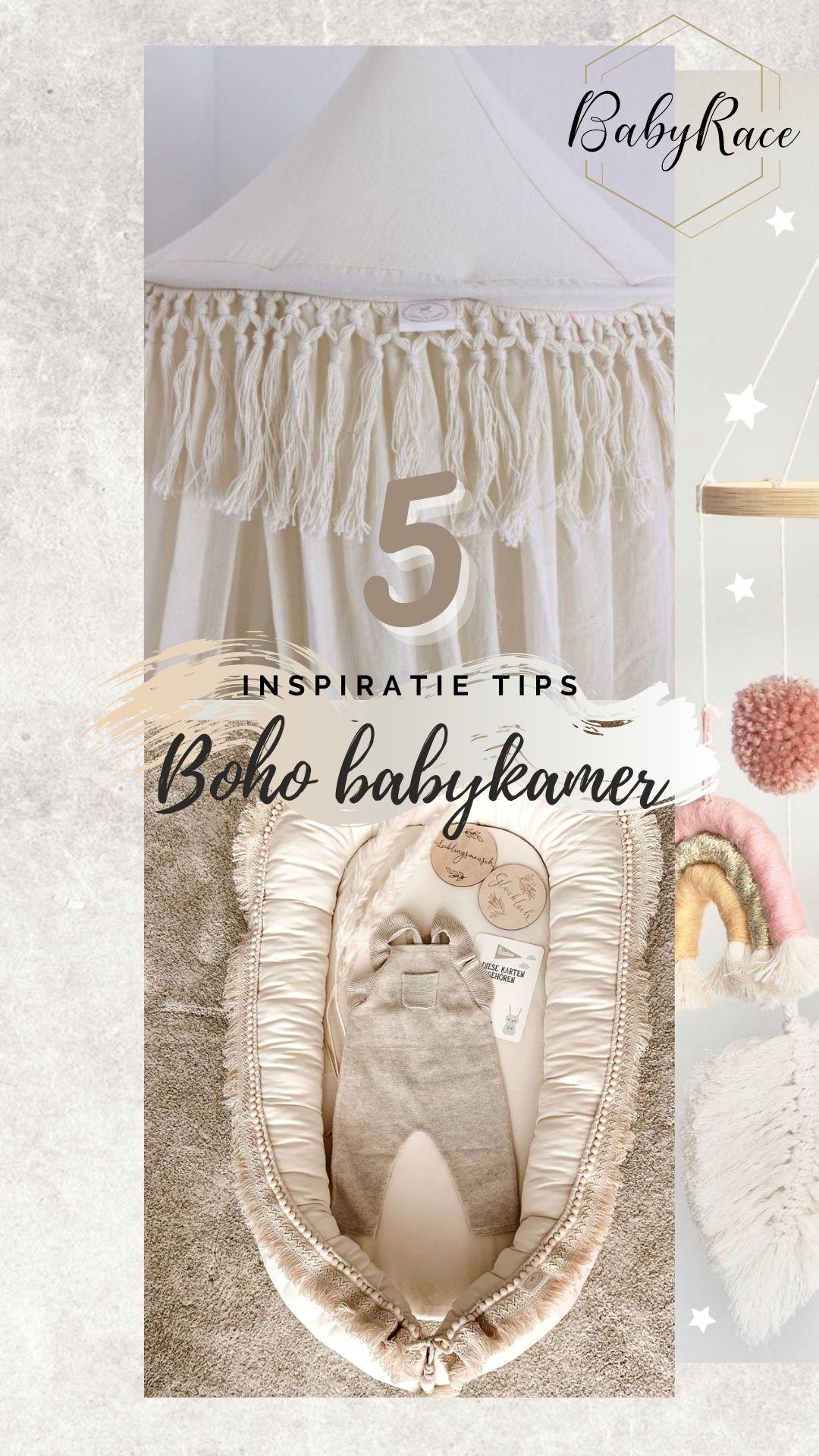 boho babykamer inspiratie tips - babyrace