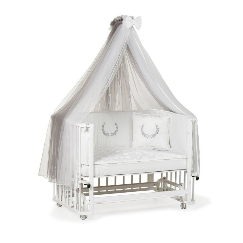 witte co sleeper ledikant babyrace