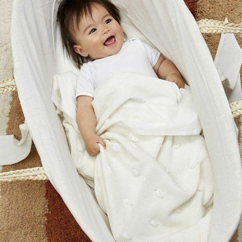 babybed lakentje meyco